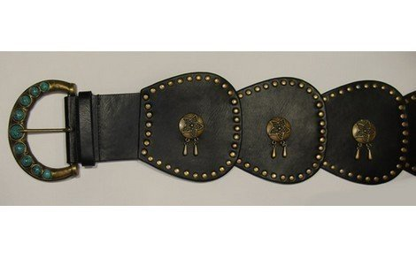 Belts From OZ - LS2003blkt