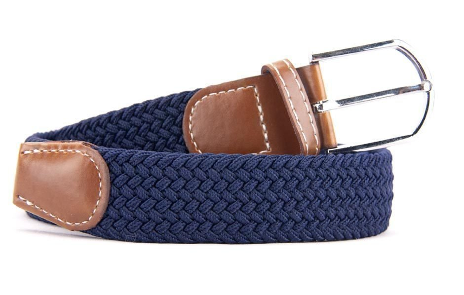 Belts From OZ - stretch navy
