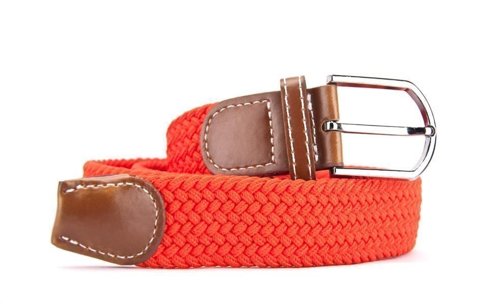 Belts From OZ - stretch red